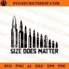 Size Does Matter SVG
