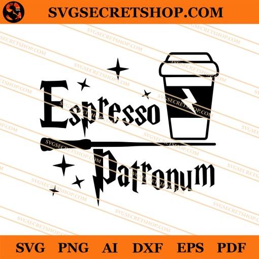 Espresso Patronum SVG
