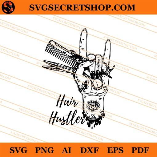 Hair Hustler SVG