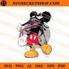 Mickey Venom SVG