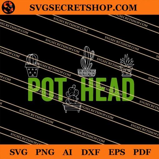 Pot Head SVG