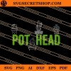 Pot Head SVG