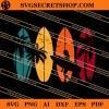 Summer Surfing SVG