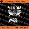 Venom Club SVG