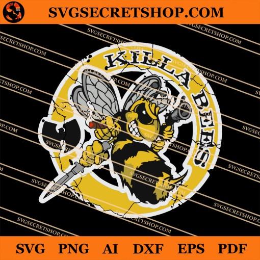 Wu-Tang Killa Bees SVG