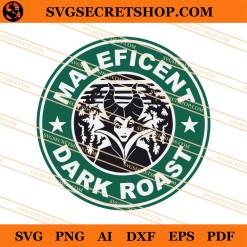 Maleficent Dark Roast SVG