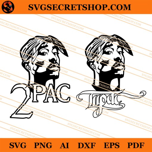 Tupac SVG