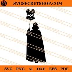 Darth Vader Balloon SVG