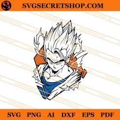Gohan SVG