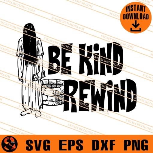 Be Kind Rewind SVG