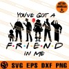 Halloween Youve Got A Friend In Me SVG