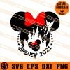 Minnie Disney 2021 SVG