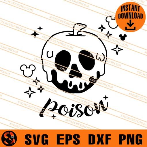Poison Apple SVG