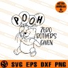 Pooh Zero Brothers Given SVG