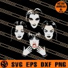 Goth Queens SVG