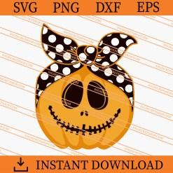 Pumpkin mom SVG