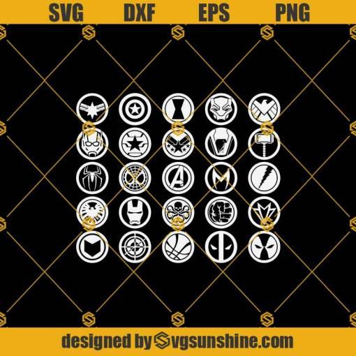 Marvel Avengers Superhero Svg, Marvel Svg, Avengers Svg