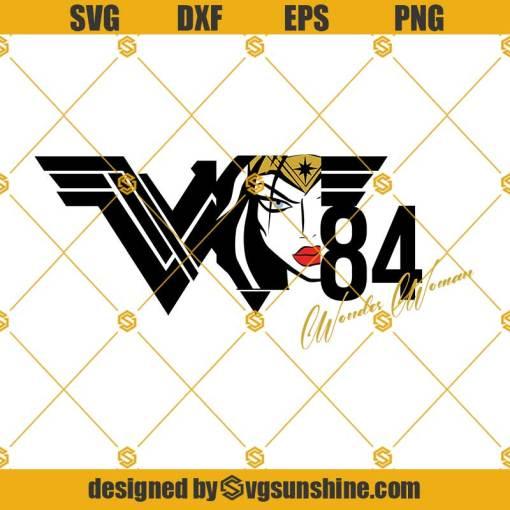 Wonder Woman SVG, Wonder Woman 84 SVG