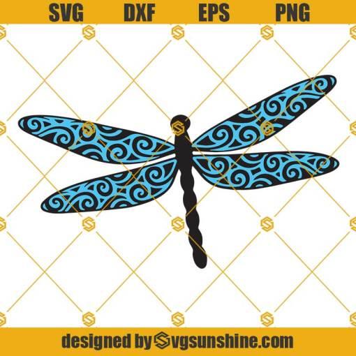 Blue Dragonfly Svg, Dragonfly Svg, Aerocity Dragonfly Svg