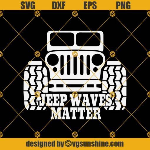 Jeep Waves Matter Svg, Jeep Car Bundle Svg, Vehicle Svg