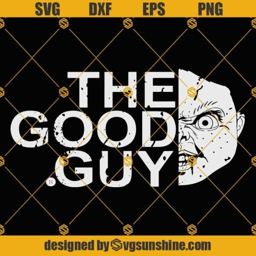 Chucky The Good Guy SVG, Chucky Horror Doll SVG, Chucky Cricut Silhouette