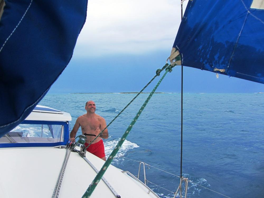 Sailing the Guiding Light