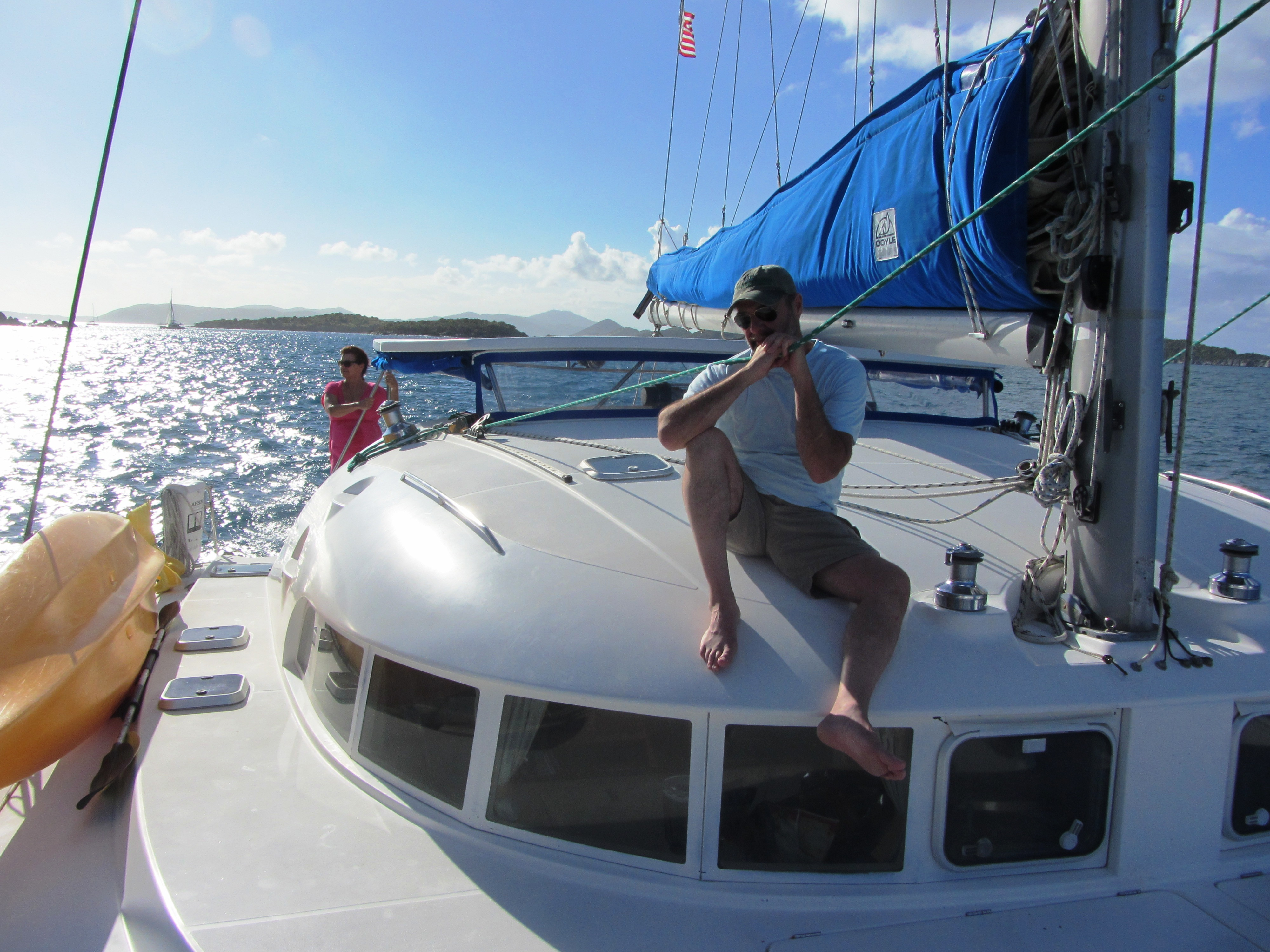 Loving the boat life