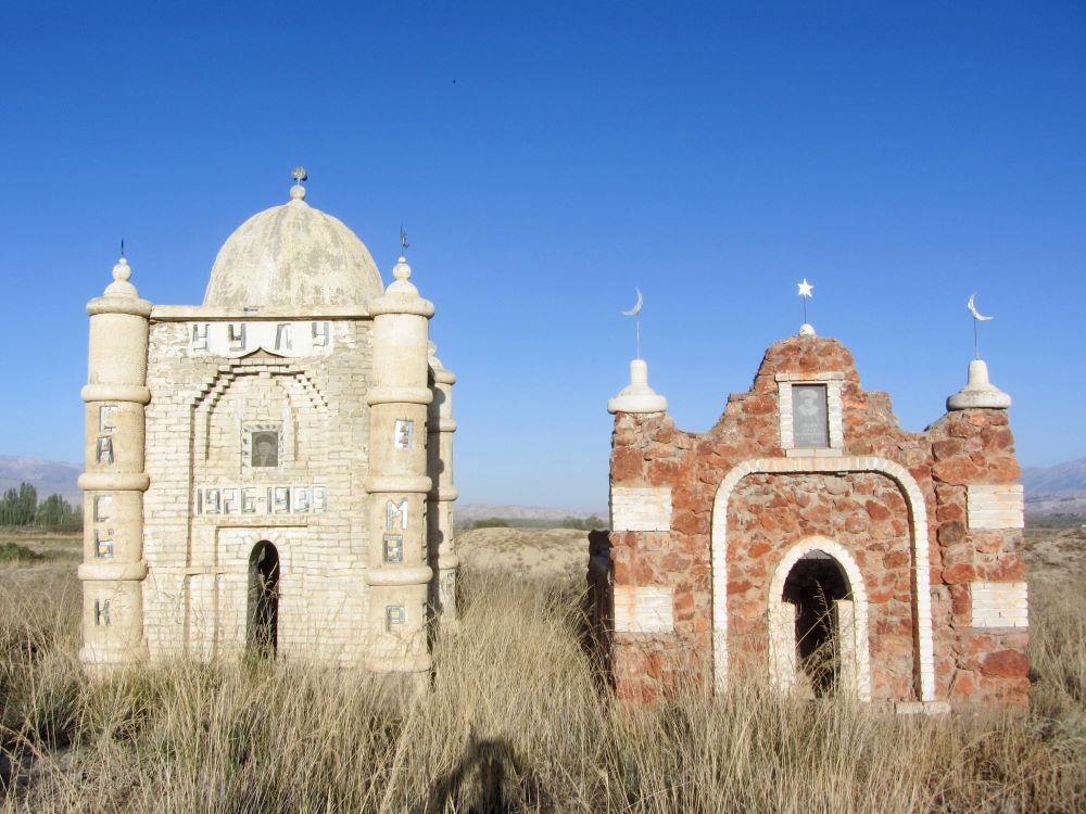 Muslim graves