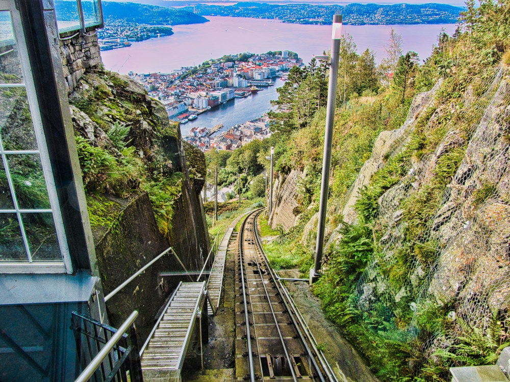 Bregen tramway