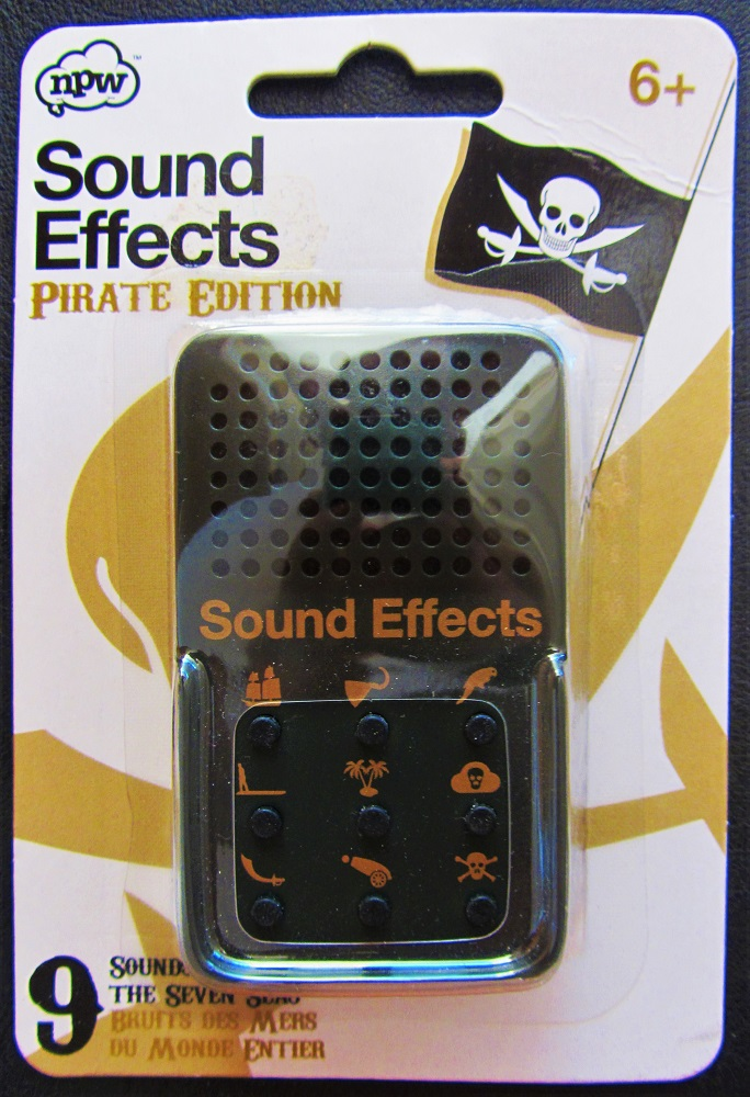 Pirate Sound Effects