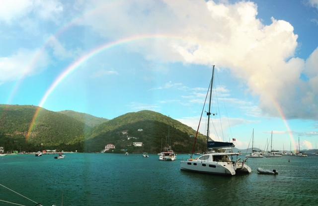 Miranda's rainbow