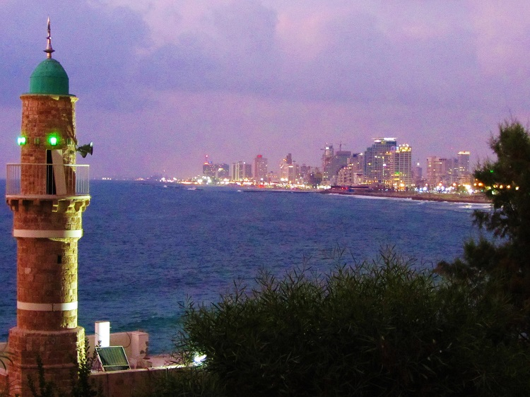 From Jaffa to Tel Aviv