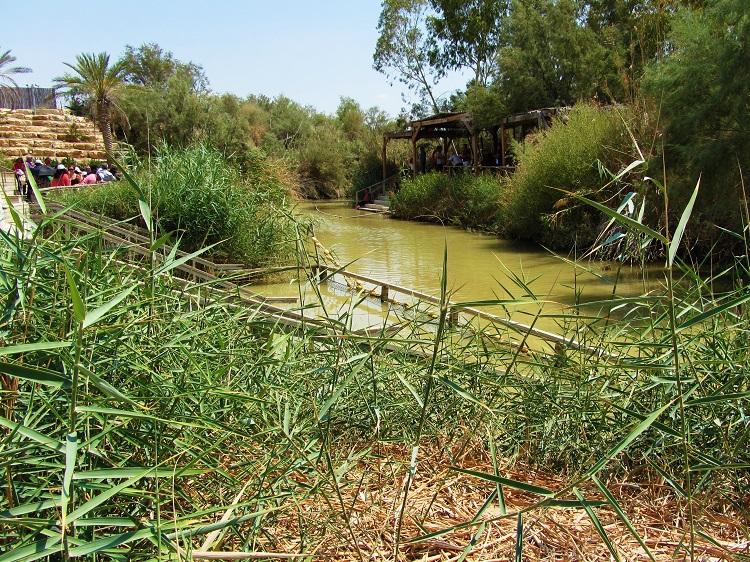 Israel - Jericho - Baptismal Site