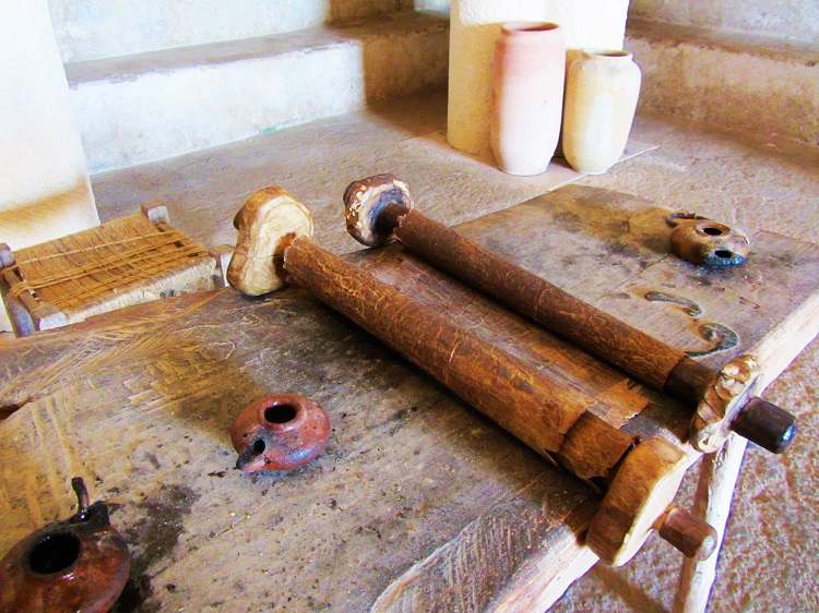 Israel - Nazareth Village - Scroll