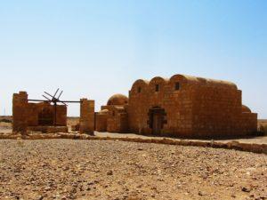 Jordan Travel Guide - Desert Castle - Quseir Amra