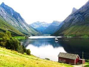 Norway - Hurtigruten - Urke Fjord