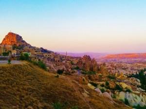 Guvercinlik in Cappadocia, Turkey