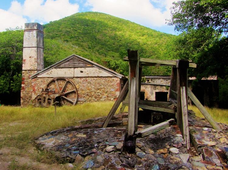 Reef Bay Sugar Factory