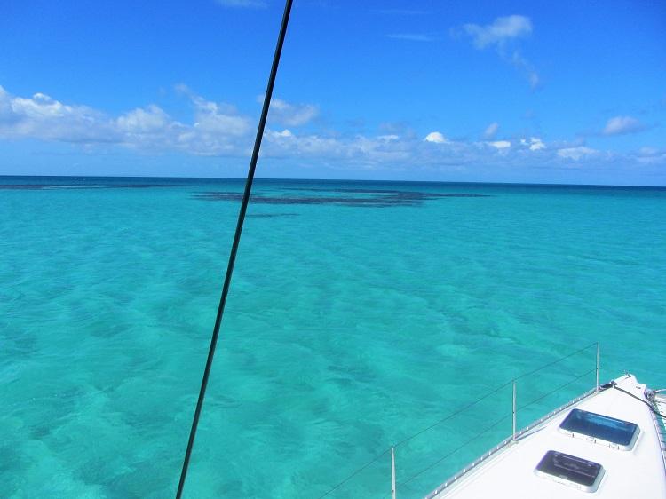 Gravenor Bay in Barbuda