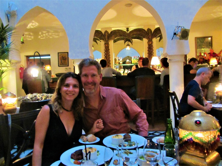 RIck's Cafe in Casablanca