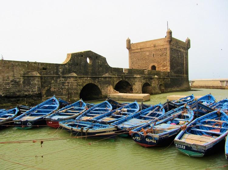 Morocco - Essaouira - Scala