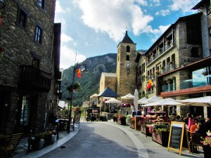 Ski resort in Ordino