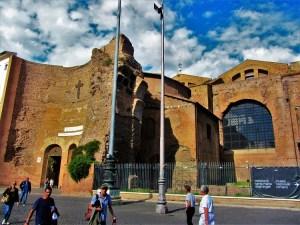 Old Rome - Santa Maria Degli Angeli 1