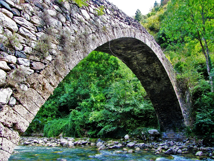 POTD - Andorra - La Margineda - Bridge