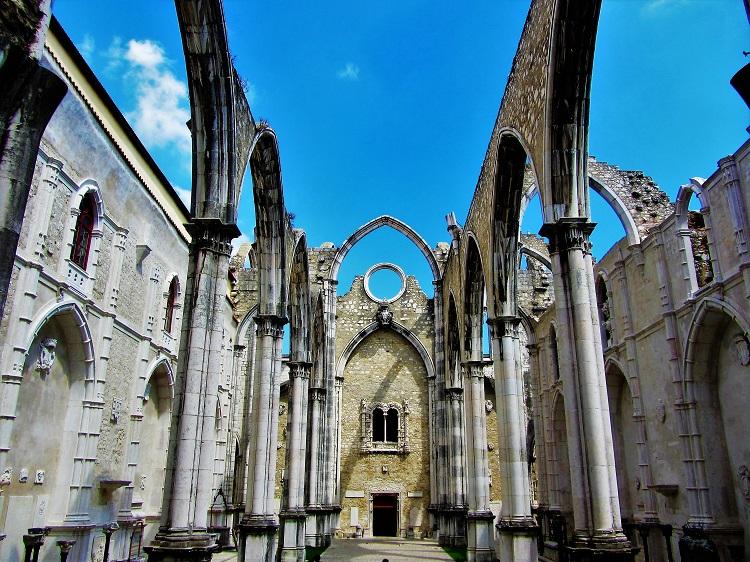 POTD - Portugal - Lisbon - Igreja do Carmo