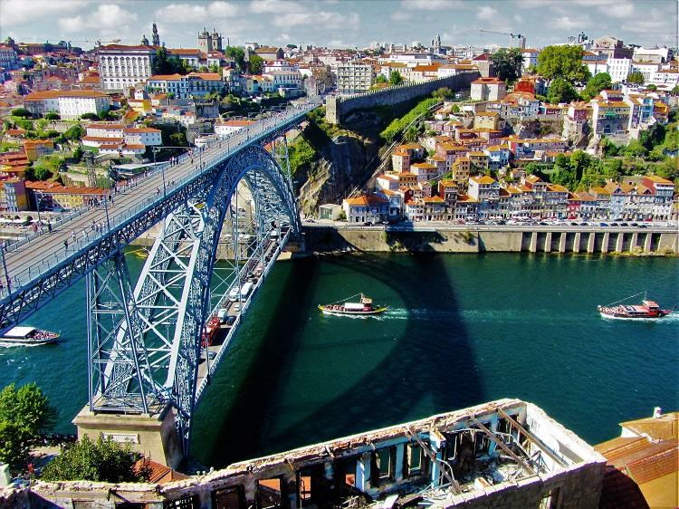 POTD - Portugal - Porto - Dom Luis Bridge