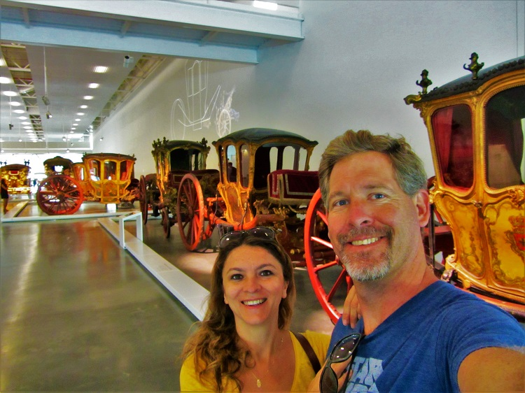 Portugal travel guide - Coach Musuem in Lisbon