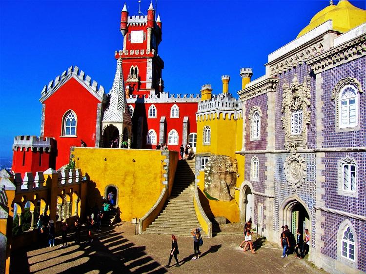 POTD - Portugal - Sintra - Pena Palace
