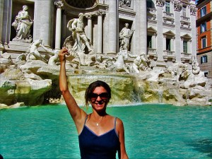 Italy - Rome - Trevi Fountain 3