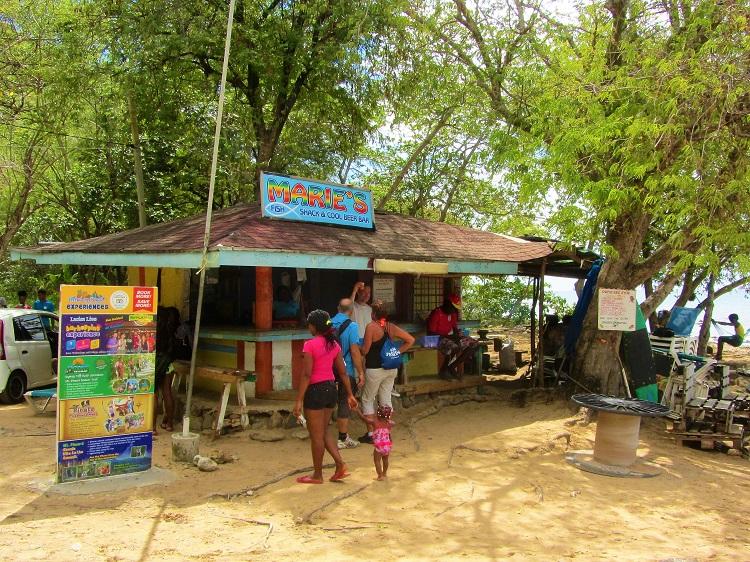 Marie's in Rodney Bay